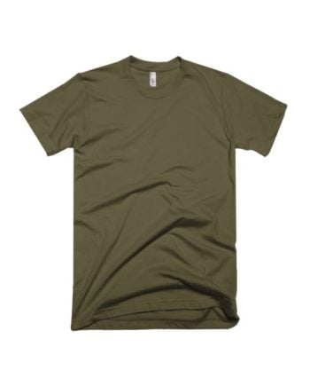 plain army brown half sleeve t-shirt by adimanav.com for men and women