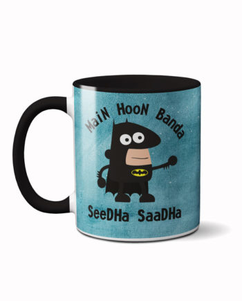 Main hoon banda seedha saadha coffee mug by adimanav.com