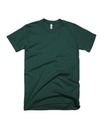 plain bottle green half sleeve t-shirt by adimanav.com for men and women
