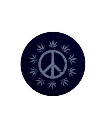 Find the Hidden Peace pin plus magnet badge.