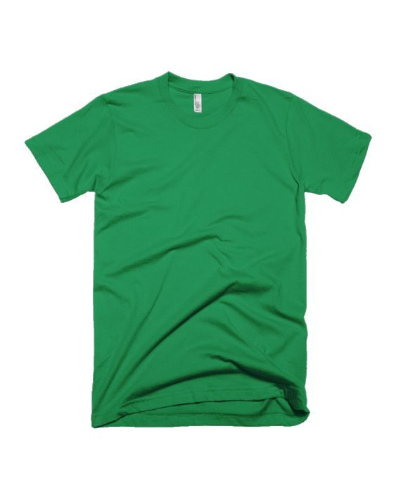 plain green half sleeve t-shirt by adimanav.com for men and women
