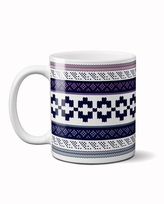 Connecting the dots coffee mug by adimanav.com
