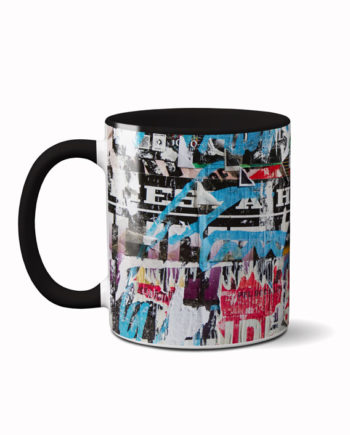 City wall coffee mug by adimanav.com