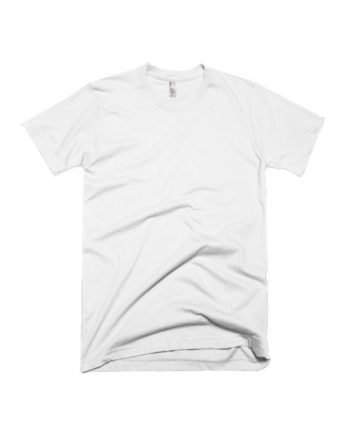 plain white half sleeve t-shirt by adimanav.com for men and women