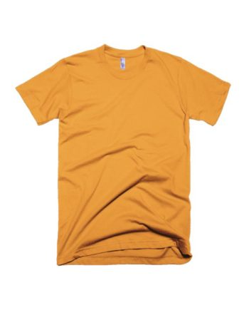 plain yellow half sleeve t-shirt by adimanav.com for men and women