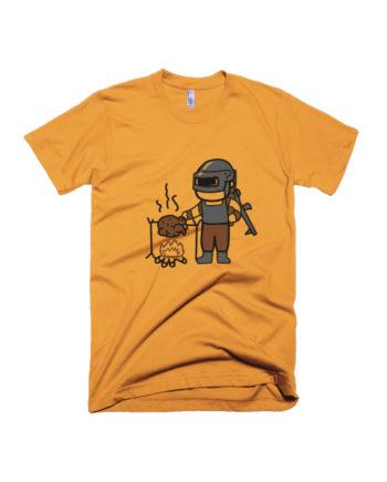 Winner Winner Chicken Dinner Pubg Graphic T-shirt by Adimanav.com