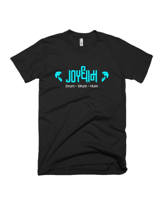 Joydham official merchandise T-shirt of Joydham on Adimanav.com