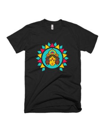 Durga Mandala T-shirt by Adimanav.com