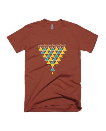 Saraswati T-shirt by Adimanav.com