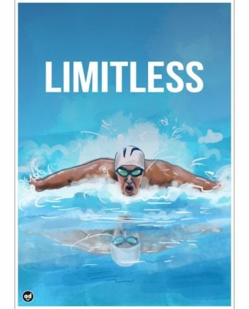 Limitless-michael-phelps-poster