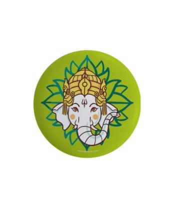 ganesha-pin-plus-magnet-badge-for-adimanav